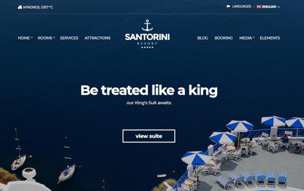 santorini-multilingual-wordpress-theme