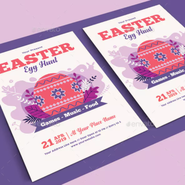 simple-easter-party-flyer-template