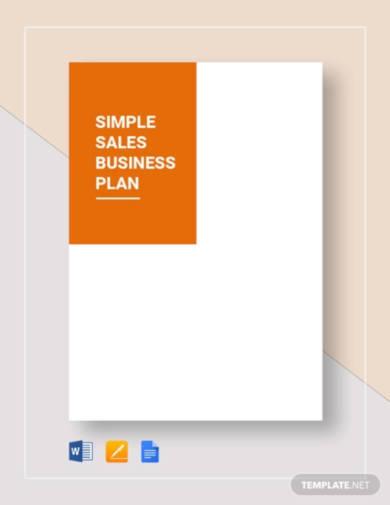 simple-sales-business-plan
