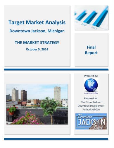 target market analysis 01