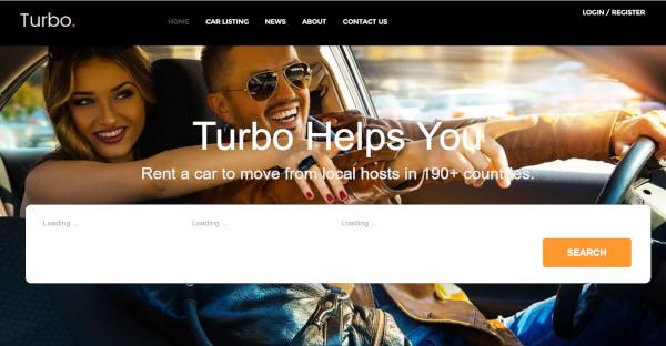 Turbo - WooCommerce WordPress Theme