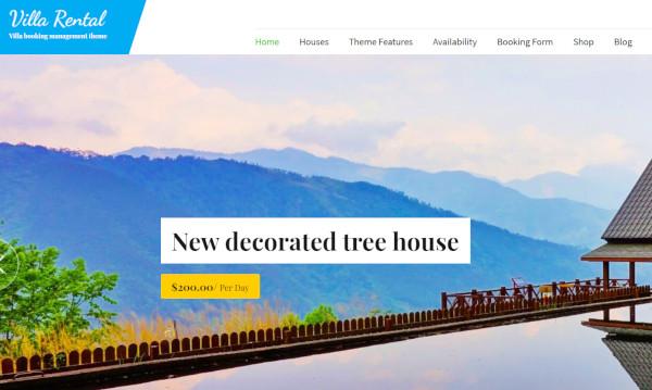 villa-customized-wordpress-theme