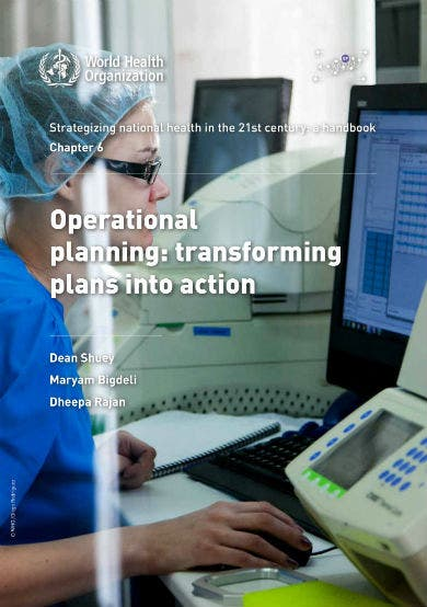 who operational plan 01