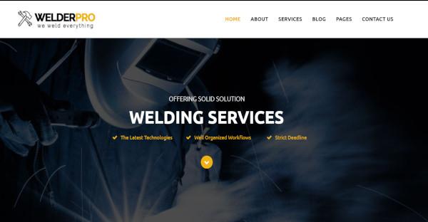 welder pro contact form 7 plugin wordpress theme