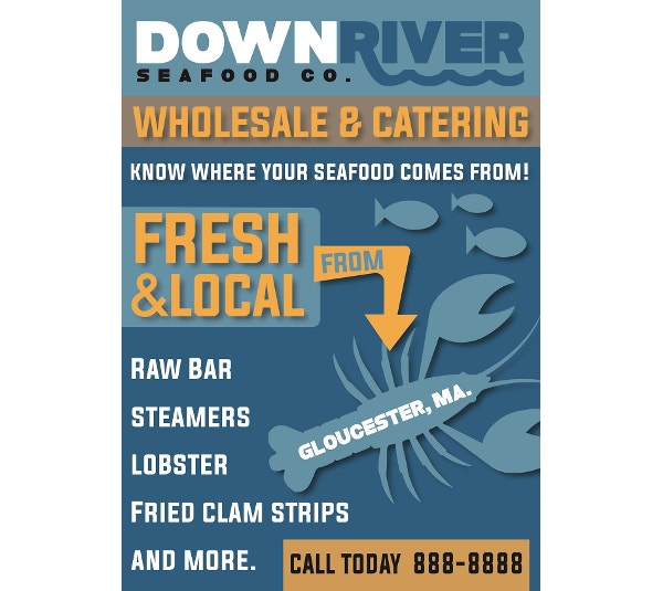 wholesale catering poster