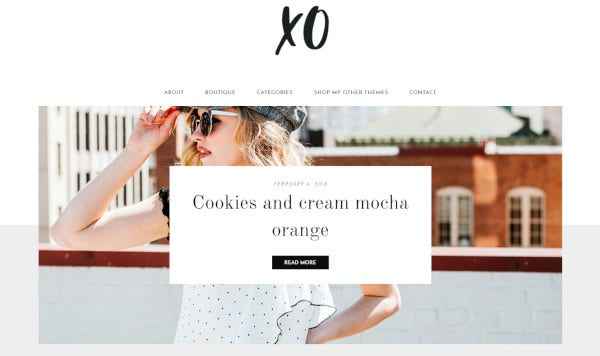 xo-drag-and-drop-wordpress-theme