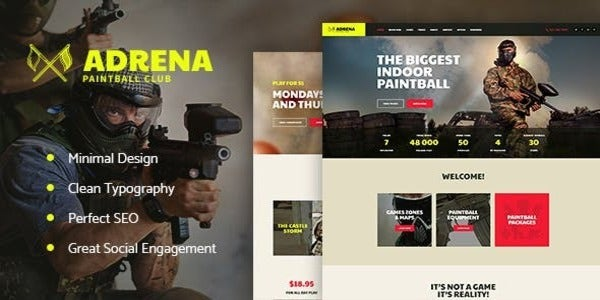 Adrena - WooCommerce WordPress Theme