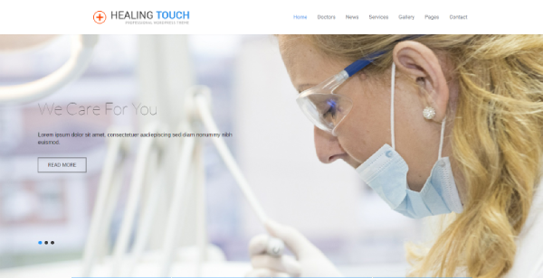 Healing Touch Pro – Archive Ready WordPress Theme