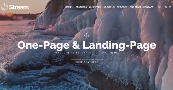 Stream – One-Click Demo WordPress Theme