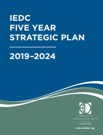 5 year strategic action plan template