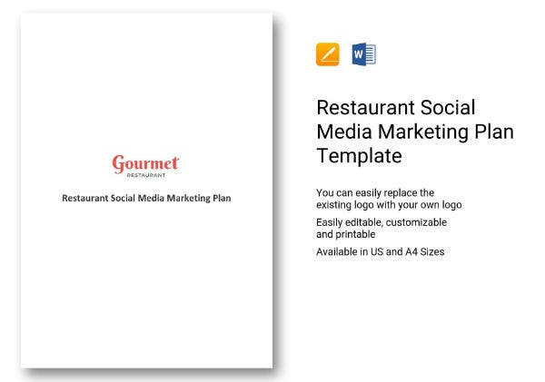 506 restaurant social media marketing plan 11