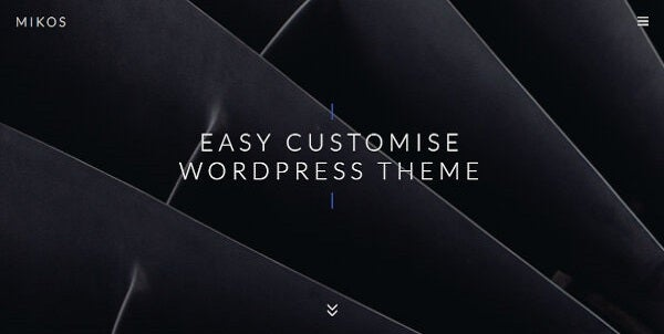 Mikos – WPML Compatible WordPress Theme