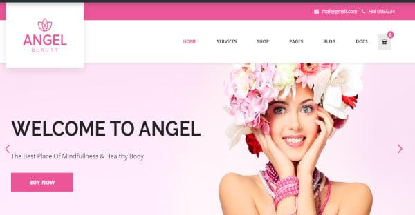 Angel - Retina Ready WordPress Theme