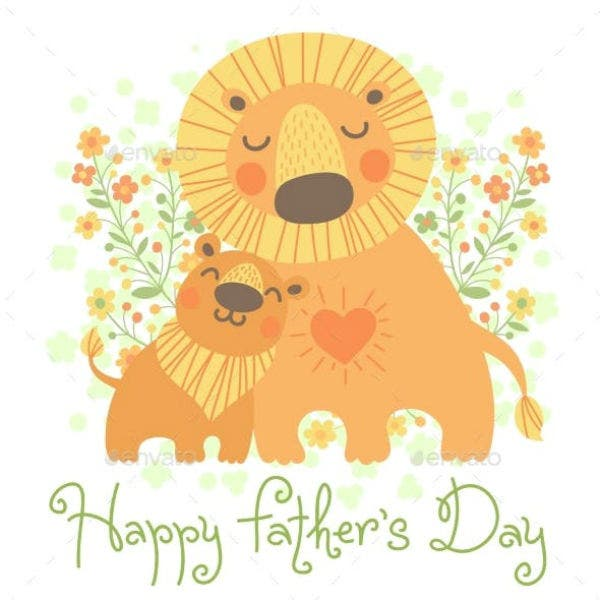 animal-inspired-greeting-card-template