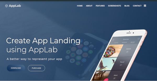 Applab- redux WordPress Theme