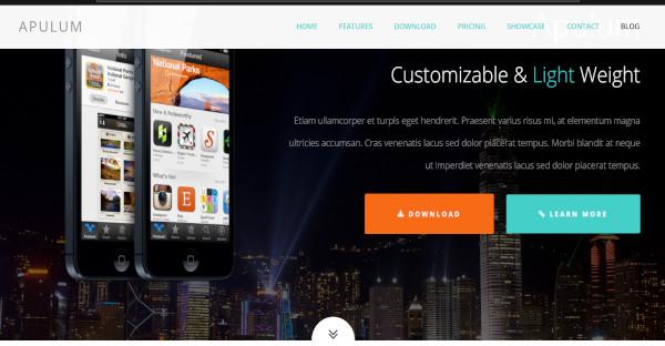 Apulum - Blog ready WordPress Theme