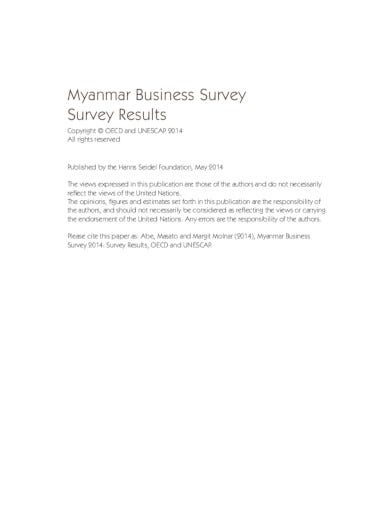 basic business survey template