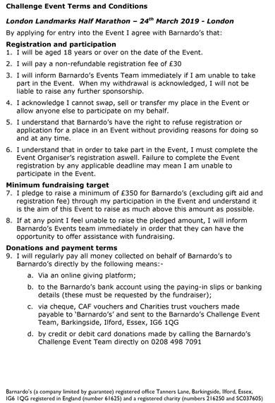 basic fundraiser agreement