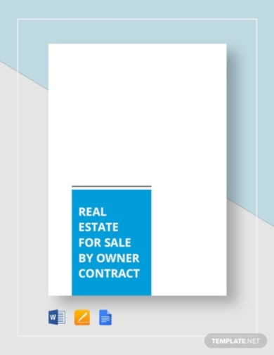 basic real estate contract template