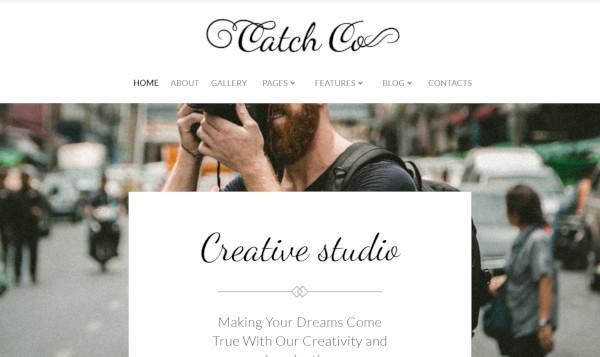 catch co multipurpose wordpress theme