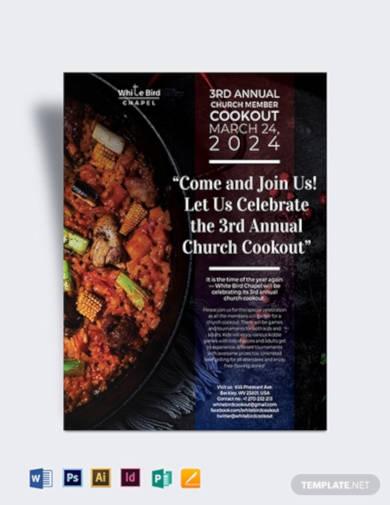 church-cookout-flyer