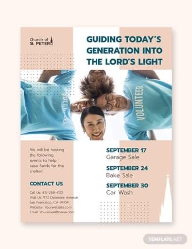 church-fundraiser-flyer-template