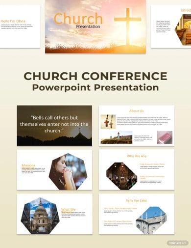 church presentation