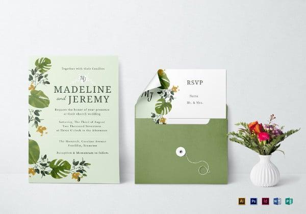 church-wedding-invitation