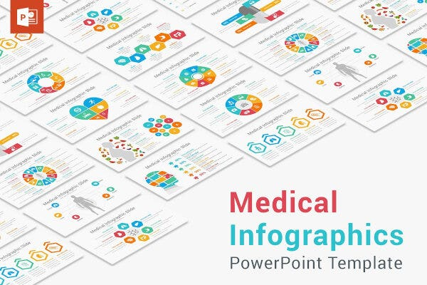 clean powerpoint medical template