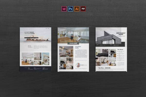 commercial real estate flyer example
