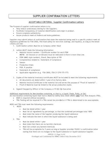 company conformation letter format in pdf