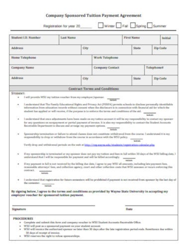 17  company agreement templates in google docs
