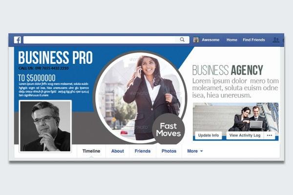 10  corporate facebook cover templates