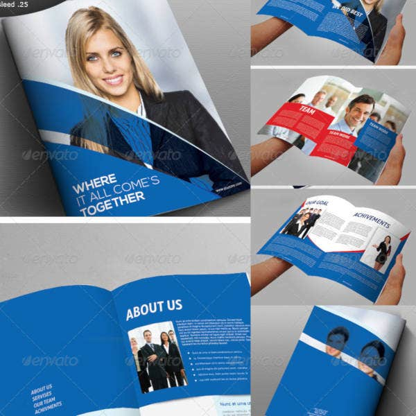 consulting-brochure-design