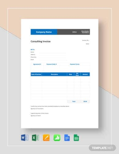 consulting-invoice-template