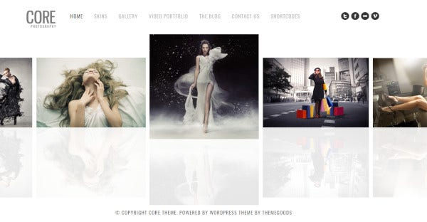 Core - Revolution Slider WordPress Theme