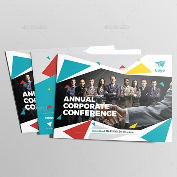 corporate conference seminar invitation format