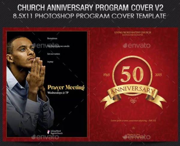 creative church anniversary program