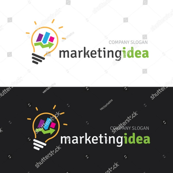 Creative Marketing Ideas Logo Design