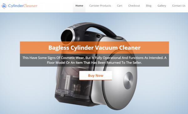 cylinder cleaner – user friendly wordpress theme