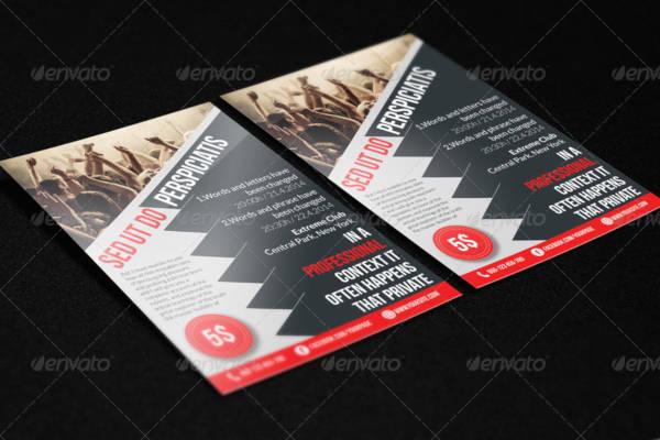 dj event flyer example