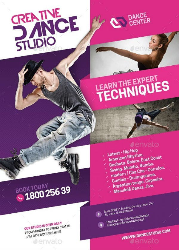 dance-arts-and-tutoring-flyer
