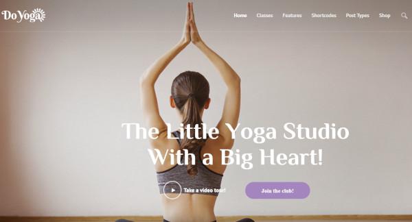 do-yoga-one-click-installation-wordpress-theme