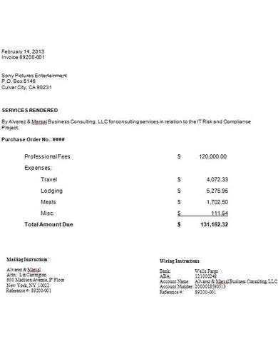downloadable commercial invoice template