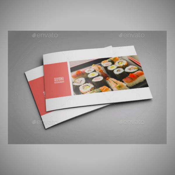 editable restaurant food catalog template