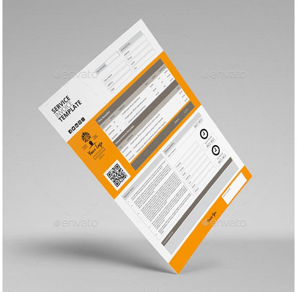 editable service invoice template3