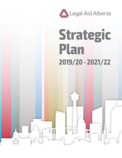 elegant legal strategic plan template