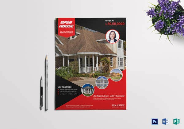 elegant-open-house-flyer-template