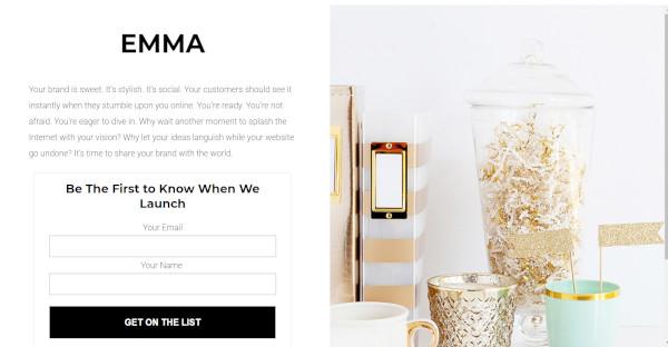 Emma - Responsive WordPress Theme