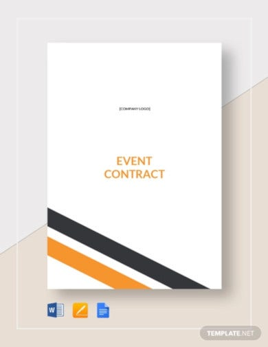 event-contract-template